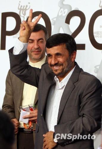 伊朗奥组委称内贾德拟下月飞伦敦观看奥运比赛