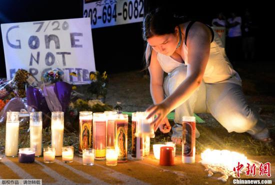 模特开美国枪击案玩笑 被批冒犯受害者及家属