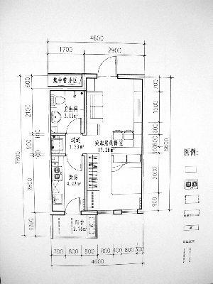 北京公租房设11种标准户型 最大套型不到60平米图片