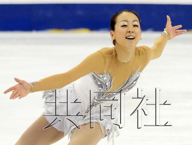 浅田真央中国站夺冠9次登顶大奖赛冠绝日本花滑