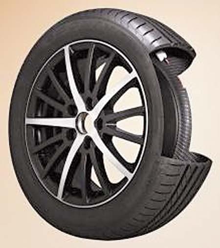 7.自动充气轮胎
