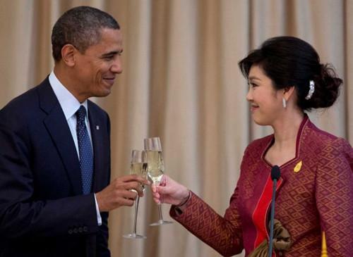 奥巴马旋风式访东南亚 白宫称亚洲将成外交轴心图片