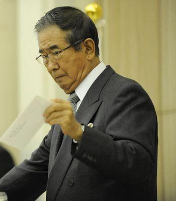 石原慎太郎称日本长期被中国轻视、看美国脸色
