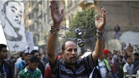 埃及穆兄会取消支持总统游行称为避免暴力冲突