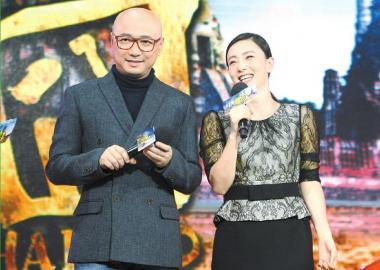 徐铮否认拿私生活炒作新片陶虹力挺老公(图)