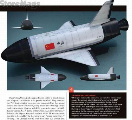 飞机的目的究竟是什么,良性竞争至少会使两国航天工业处于国际领先