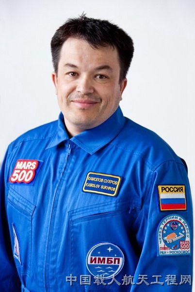资料 火星500俄罗斯志愿者卡莫洛夫 苏克罗伯 儒斯塔姆